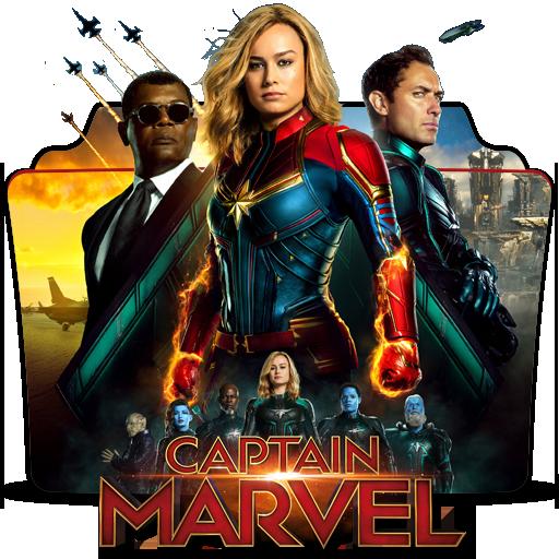 Captain Marvel 2019 V5 By Drdarkdoom On Deviantart