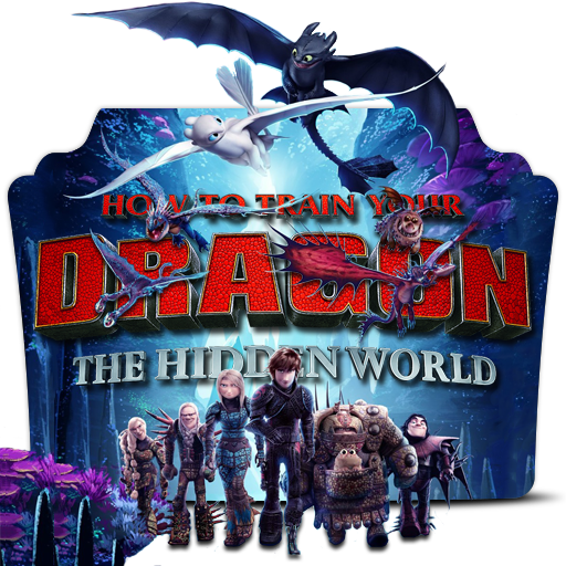 How To Train Your Dragon The Hidden World 2019 V3 By Drdarkdoom On Deviantart