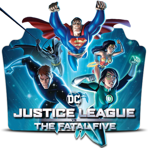 Justice League Vs The Fatal Five 2019 V2 By Drdarkdoom On Deviantart