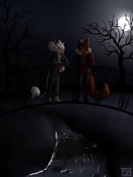 Long night talk by Smega5