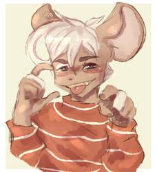cute LITTLE pumpkin by Smega5