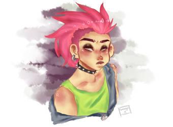Punk boi by Smega5