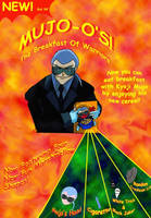 MUJO-O'S --A Fun New Cereal by Kat-The-Stampede