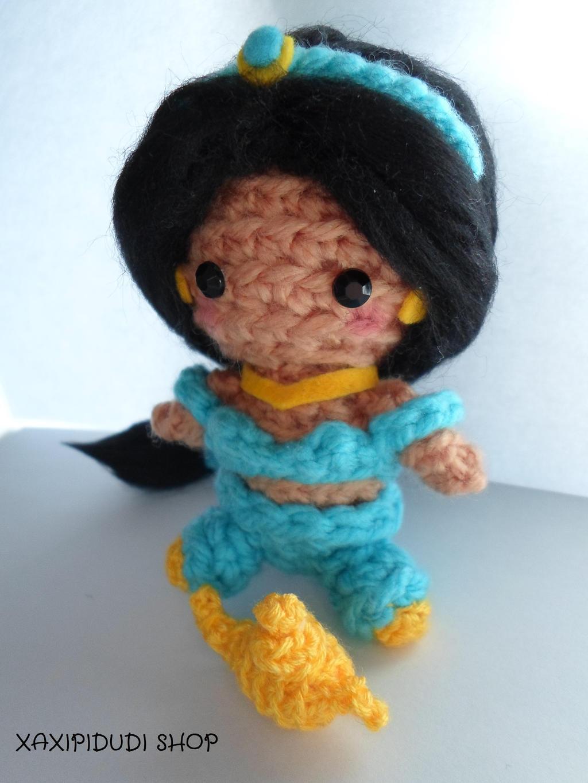 Amigurumi Join : Princesa Disney Jasmine by Xaxipidudi on DeviantArt