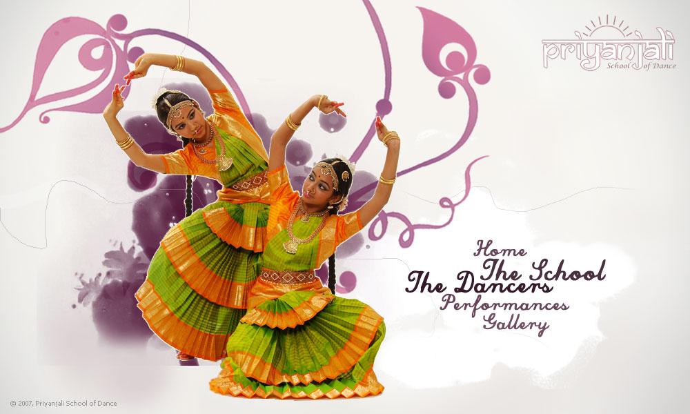Indian School Logo Indian Dance School by