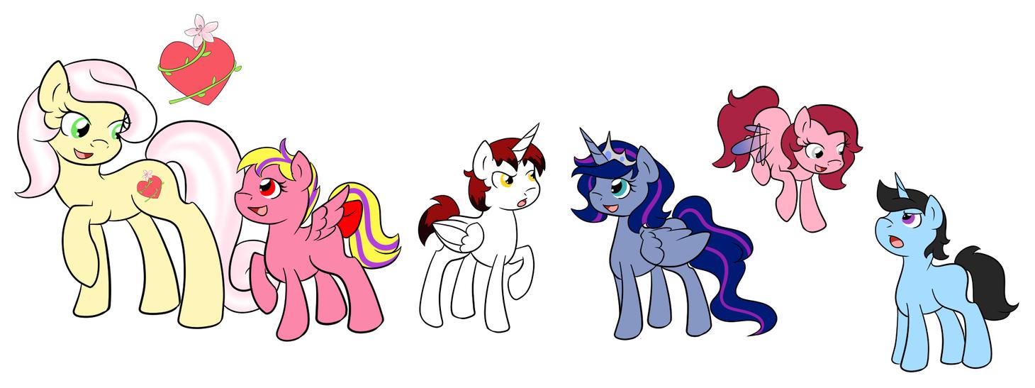 The B Team by Fairiegirl101