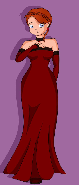 Fancy Dress by Fairiegirl101