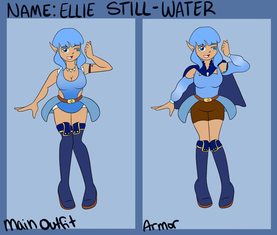 Ellie Still-Water- Full Reference by Fairiegirl101
