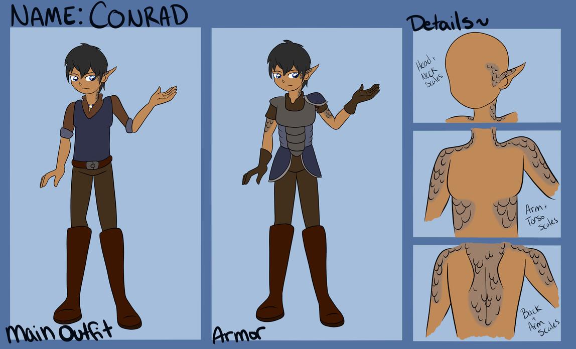 Conrad- Full Reference by Fairiegirl101