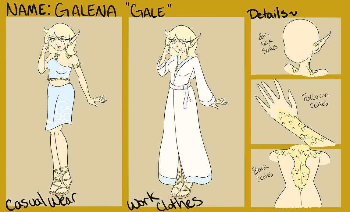 Galena- Full Reference by Fairiegirl101