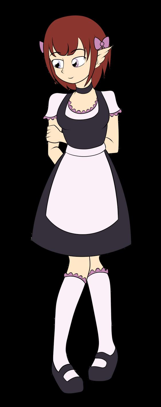 Misaki- Royal Maid by Fairiegirl101