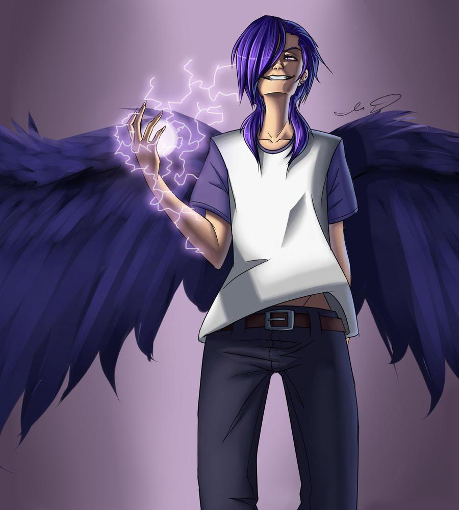 Lucifer Close Up By ElementalIsis On DeviantArt