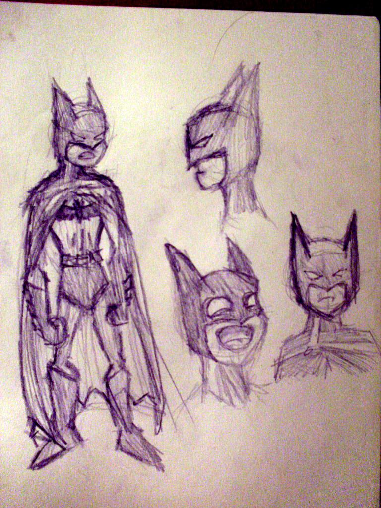 Little Kid Batman Joke