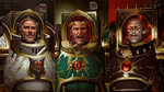 Evolution of Horus Lupercal by ArhPriest