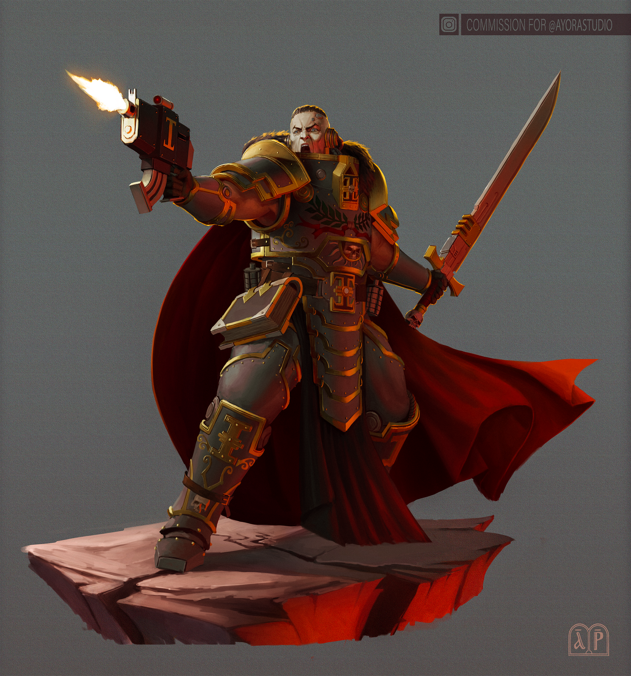 Lord Inquisitor. Commission.