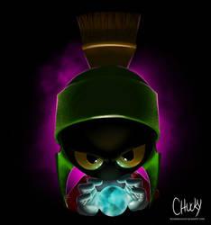 Marvin the Martian by fubango