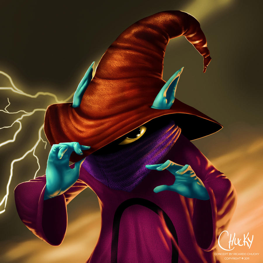 Masters of the Universe ORKO by fubango