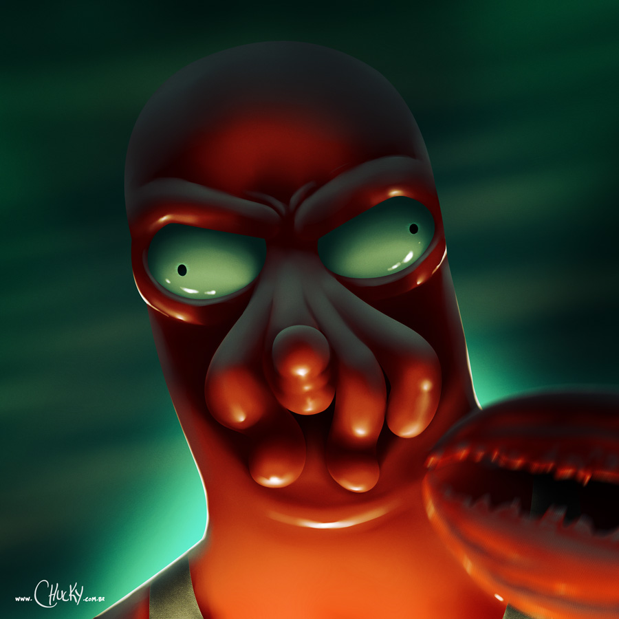 Dr zoidberg by fubango on deviantart