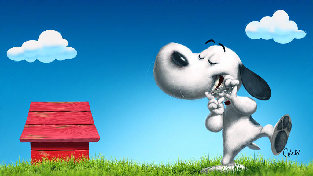 Snoopy by fubango