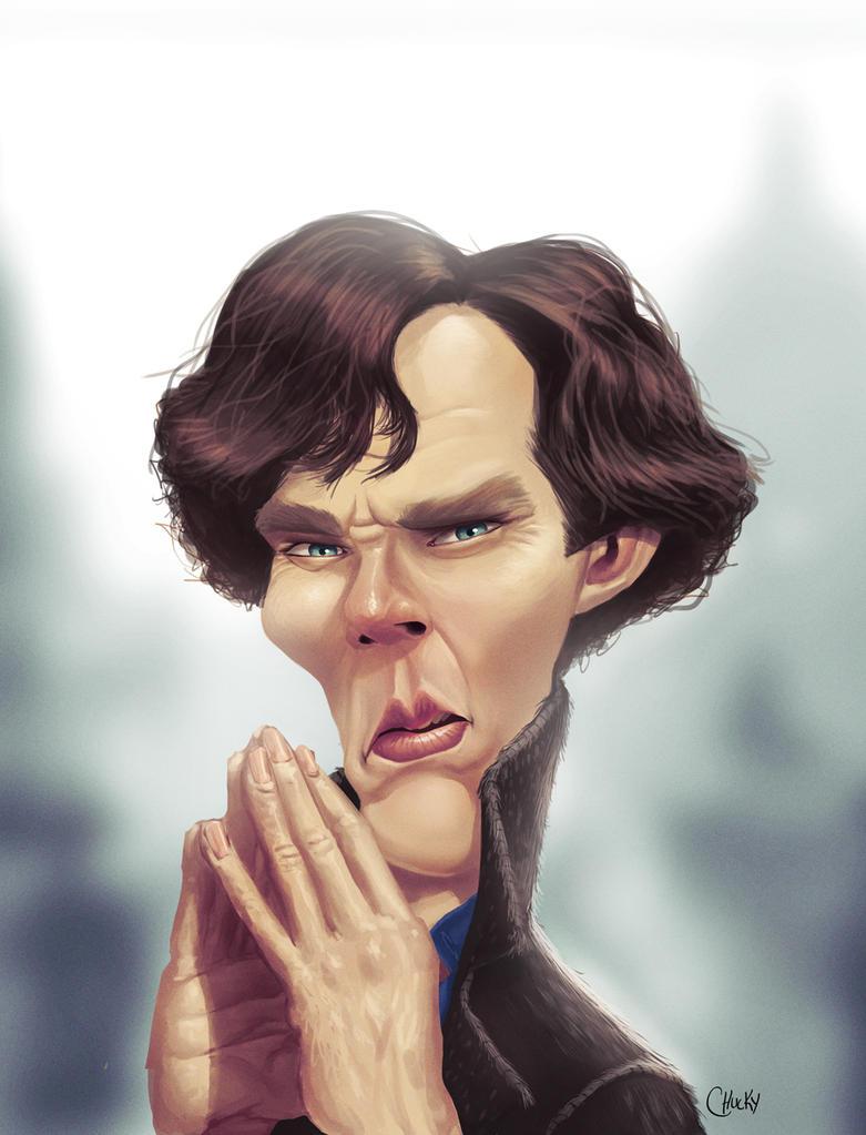 Sherlock by fubango
