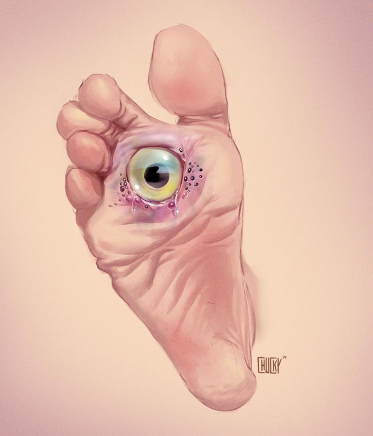 Olho De Peixe by fubango