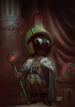 Martian Emperor
