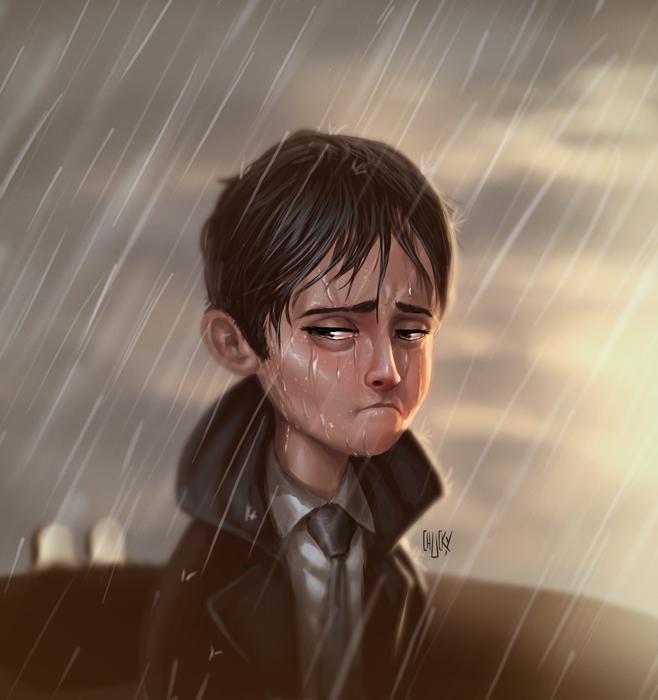 Bruce Wayne by fubango