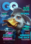 GQ Howard the Duck - cover