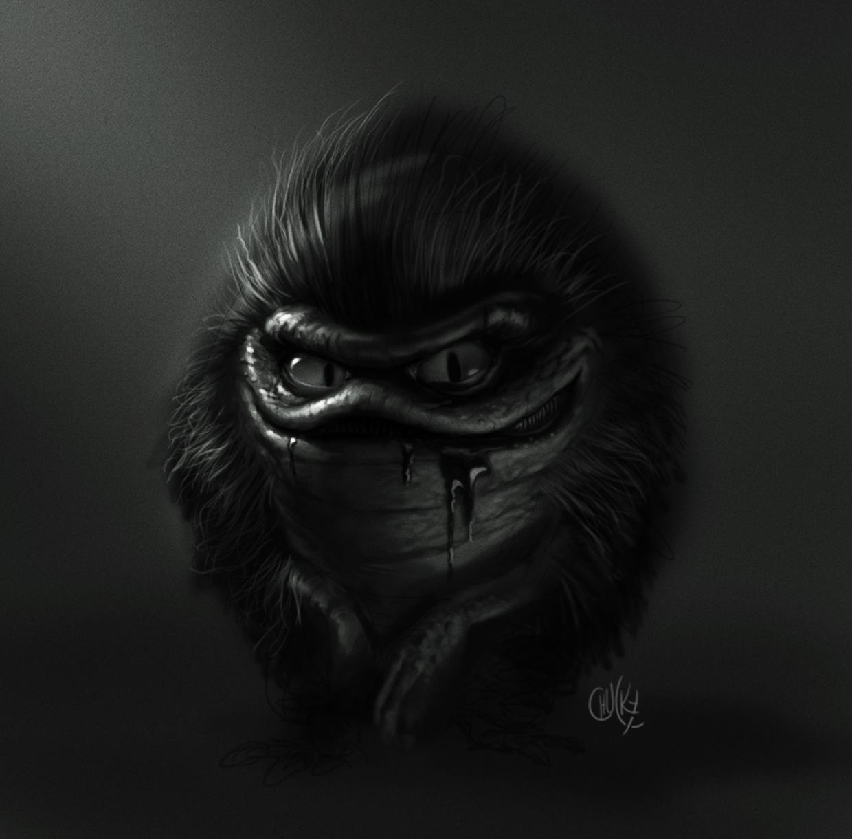 Critters portrait by fubango