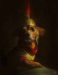 Maximus Portrait by fubango