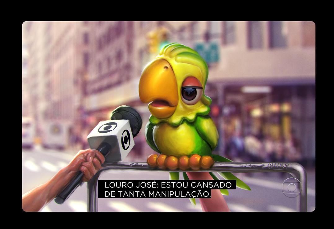 Louro Jose by fubango