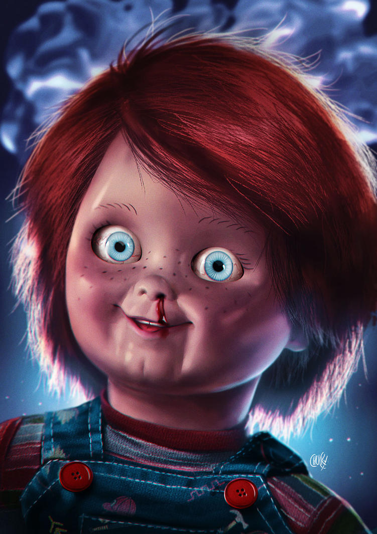 Good Guy Chucky by fubango