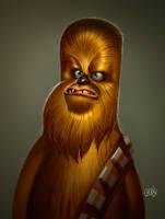 Chewie by fubango