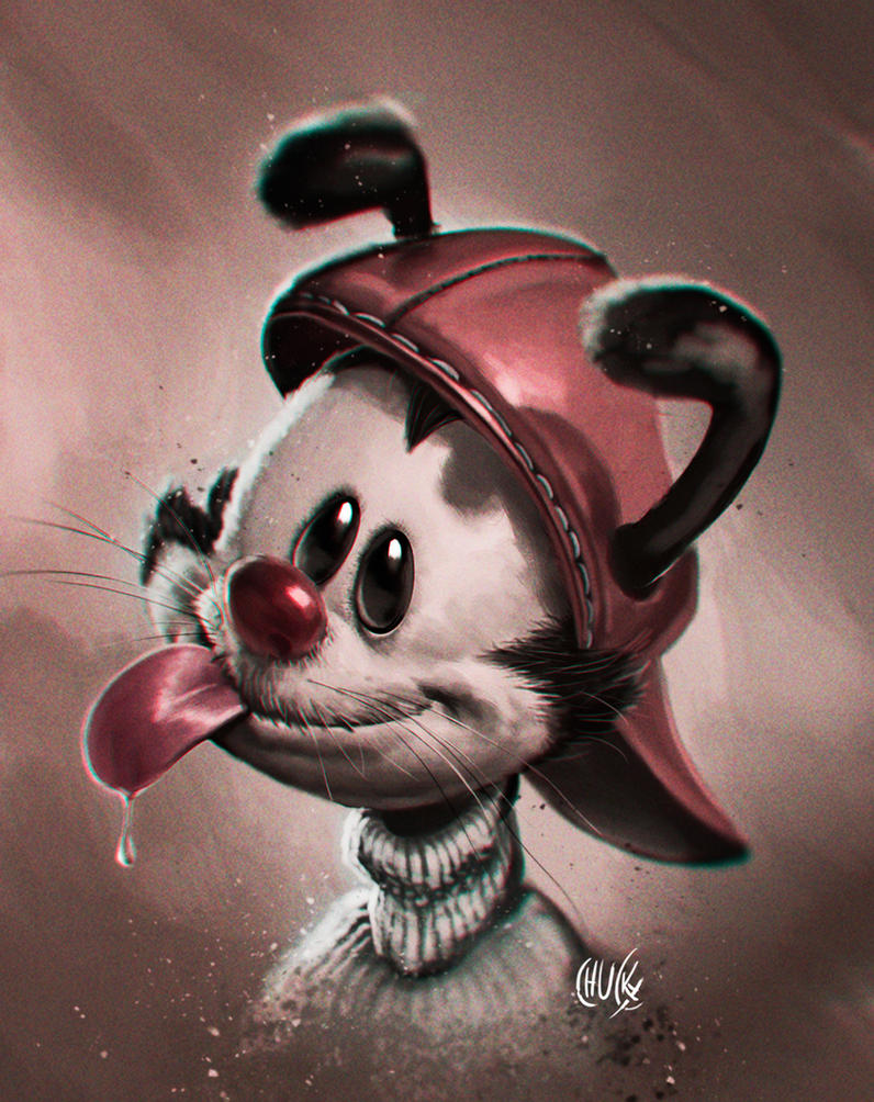 Wakko - animaniacs by fubango
