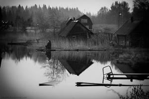 Land of fog. 1 by Tommy-Noker