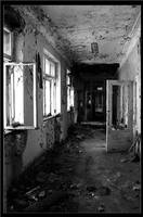 corridor of thoughts by Tommy-Noker
