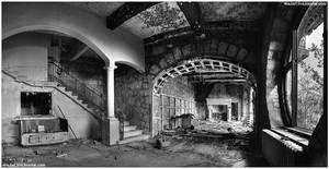 Abandoned South. 1.bw