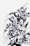 SI CBG's Cover: Inks by boysicat