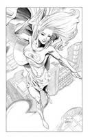 Supergirl: Philip Tan by boysicat