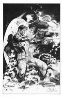 Punisher: Ardian Syaf by boysicat