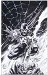 Spider-man 2099: Philip Tan