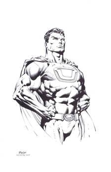 David Finch: Ultraman