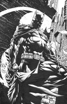 David Finch: Dark Knight Unwrapped