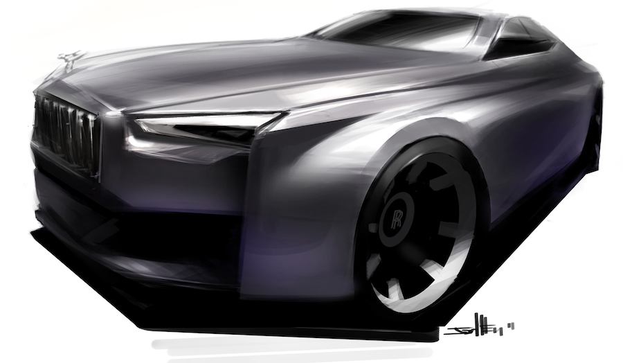 Rolls Royce Concept by freshcollector
