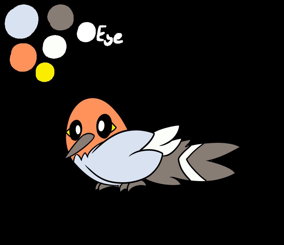 Ace Fa ace reference (region of elysia,pokemon,fa)