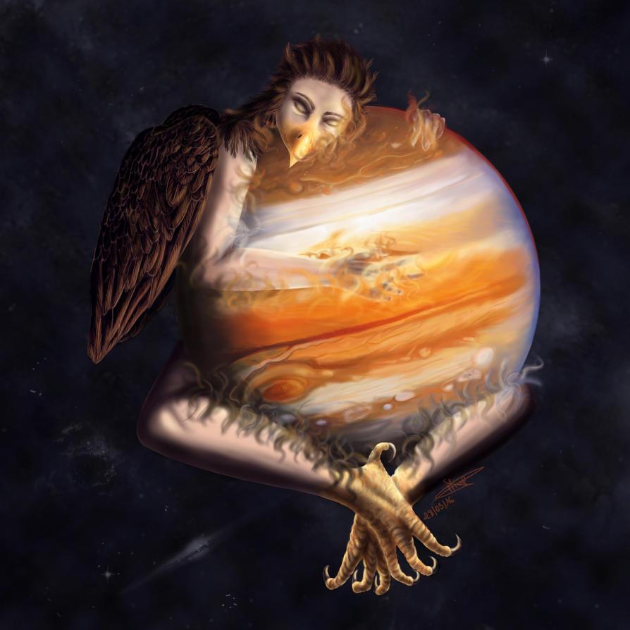 Jupiter by Miup on DeviantArt