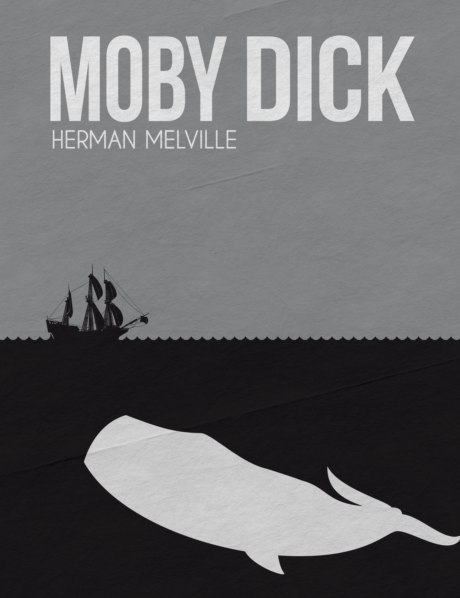 the use of symbolism in herman melvilles moby dick