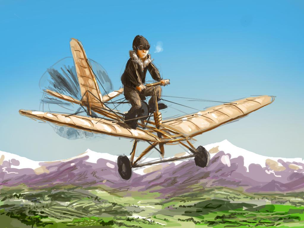 Bike Plane By Imageconstruct On Deviantart