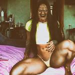 Evil witch by bizarrebeauty49