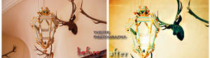 sample, my photo manipulation, before and after